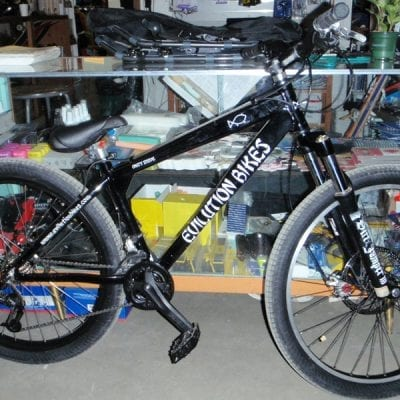 Evilution Bike