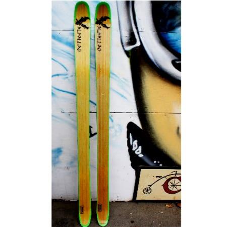 Valhalla skis